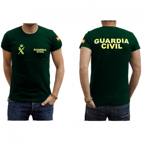 Camiseta Guardia Civil modelo original