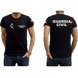 Camiseta Guardia Civil bandera España