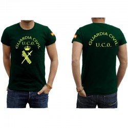 Camiseta Guardia Civil UCO