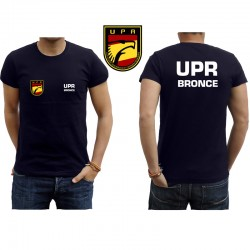Camiseta Policia UPR Bronce