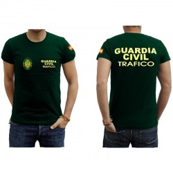 Camiseta Guardia Civil Tráfico