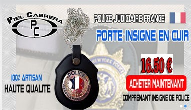 Police Judiciaire France